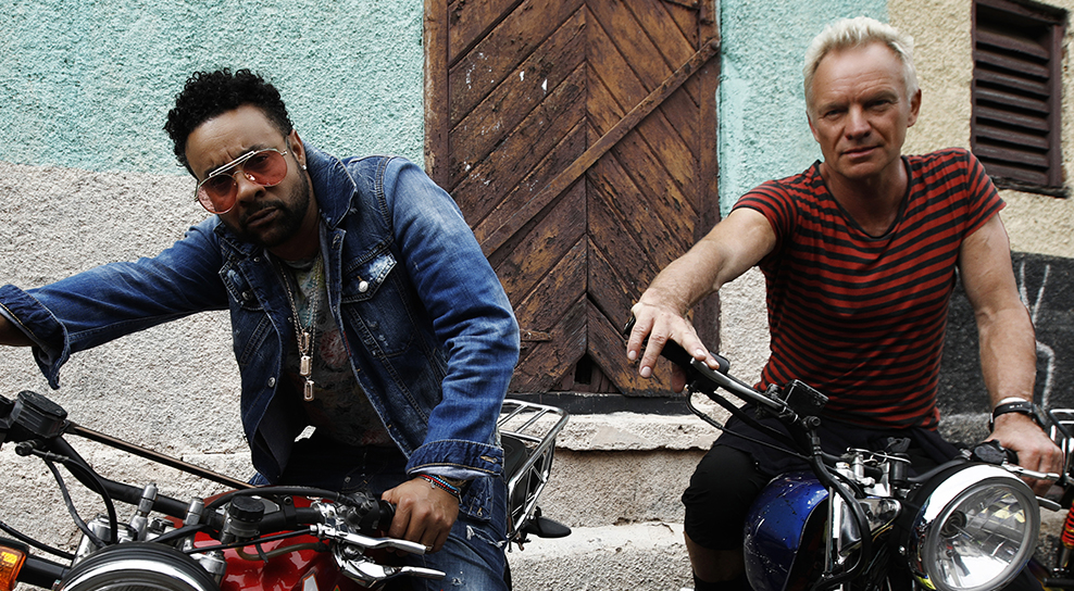 STING & SHAGGY – The 44/876 Tour