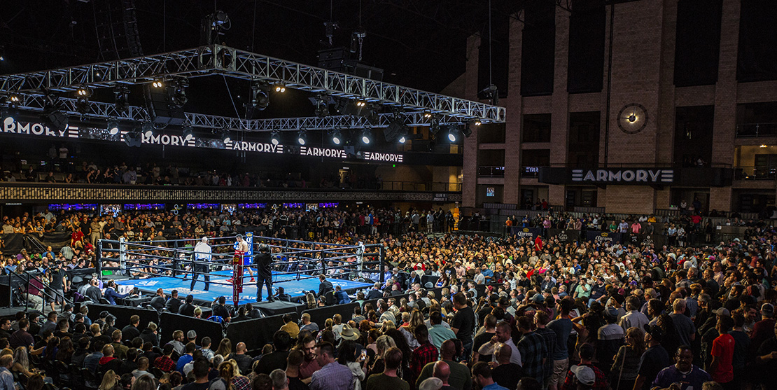 LIVE BOXING SERIES