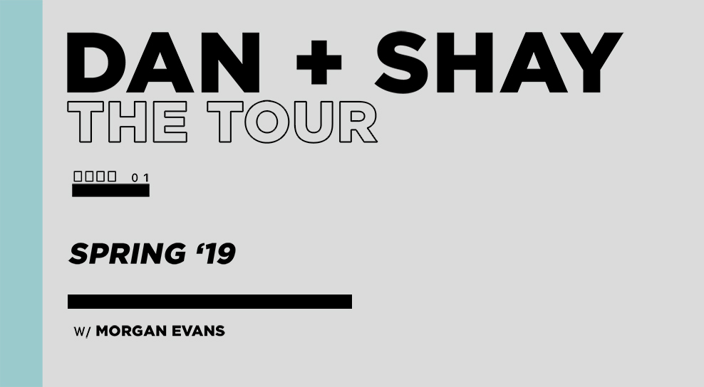 dan and shay tour