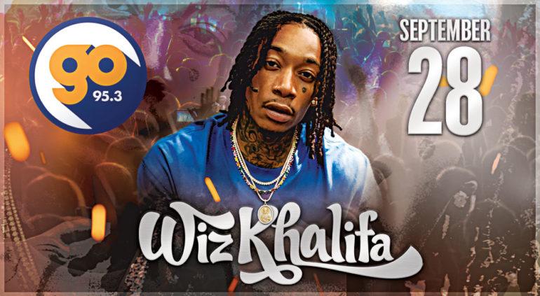 GO Show 13 w/ Wiz Khalifa