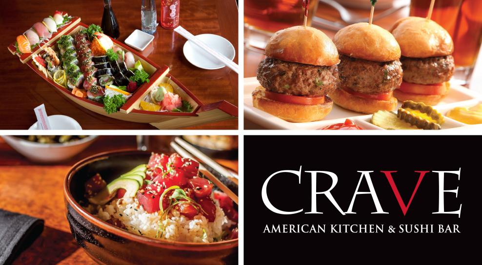 Crave – LaSalle Plaza