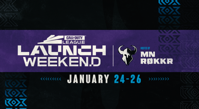 Call of Duty League Launch Weekend