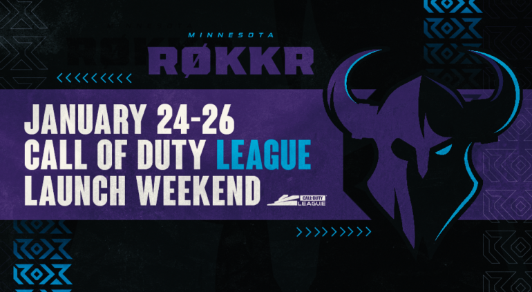 Call of Duty League Launch Weekend