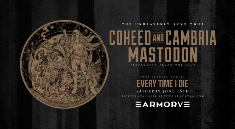Coheed & Cambria + Mastodon