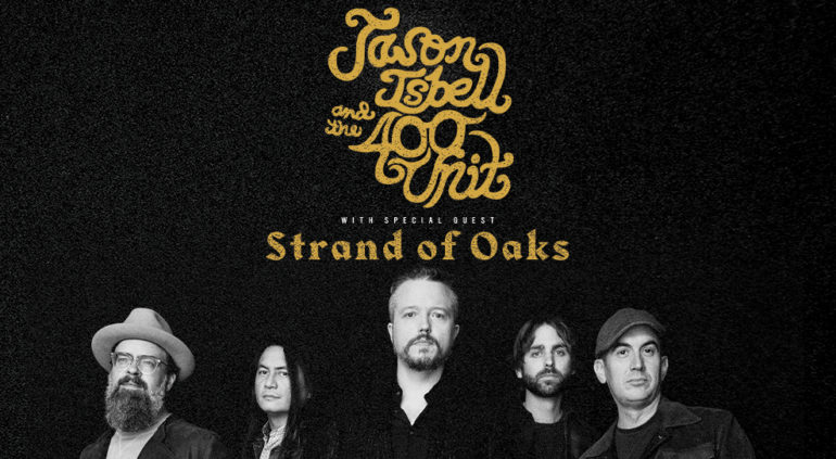The Current Presents: Jason Isbell and the 400 Unit